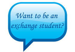 Want to be an Exchange Student?